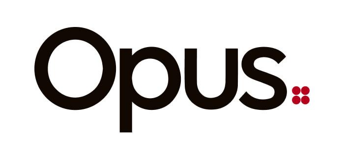 Logo da construtora Opus Incorporadora