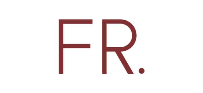 Logo da construtora FR Incorporadora