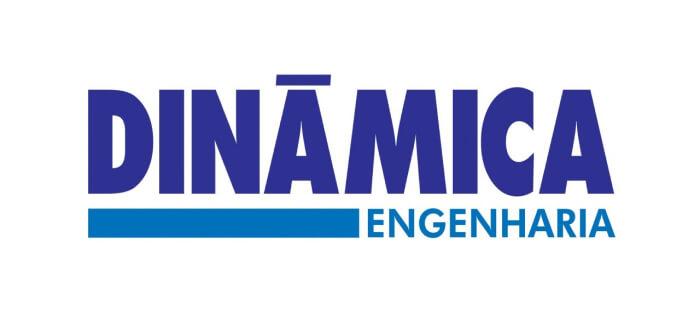 Logo da construtora Dinâmica Engenharia