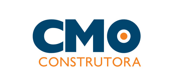 Logo da CMO Construtora, Goiânia