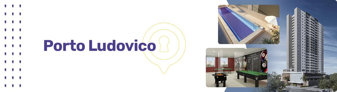 Apartamento à venda em Goiânia no Setor Pedro Ludovico - Empreendimento Porto Ludovico da Construtora CMO - Fachada