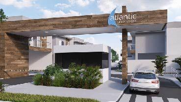 Apartamento à venda em Goiânia no Jardim Atlântico - Empreendimento Atlantic Di Lourenzzo da Construtora LIC Incorporadora - Fachada