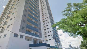 Apartamento à venda em Goiânia no Vila Rosa - Empreendimento Spazio Di Lourenzzo da Construtora LIC Incorporadora - Fachada