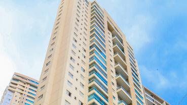 Apartamento à venda em Goiânia no Le Parc - Fachada (Card)