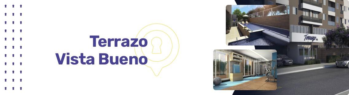 Apartamento à venda em Goiânia no Serrinha - Empreendimento Terrazo Vista Bueno da Construtora Vega construtora - Fachada