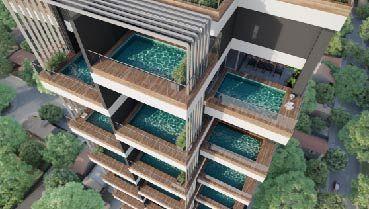 Apartamento à venda em Goiânia no Setor Marista - Empreendimento Penthouses Marista 146 da Construtora Opus - Fachada