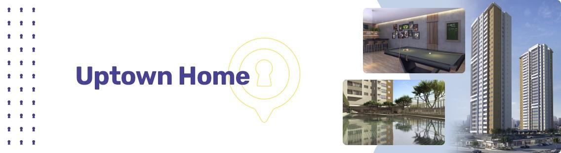 Apartamento à venda em Goiânia no Jardim Europa - Empreendimento Uptown Home da Construtora Innovar - Fachada