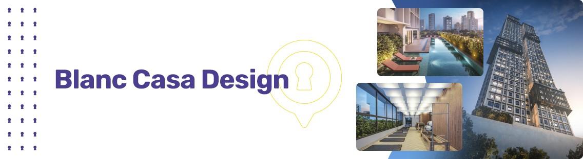 Apartamento à venda em Goiânia no Setor Bueno - Empreendimento Blanc Casa Design da Construtora City - Fachada