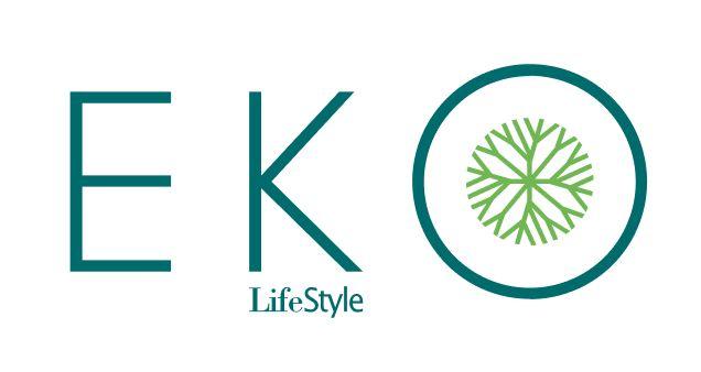 Logo do empreendimento EKO, EBM Construtora