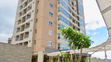 Apartamento à venda em Goiânia no Jardim América - Empreendimento Essencia Homeclub da Construtora Serca - Fachada