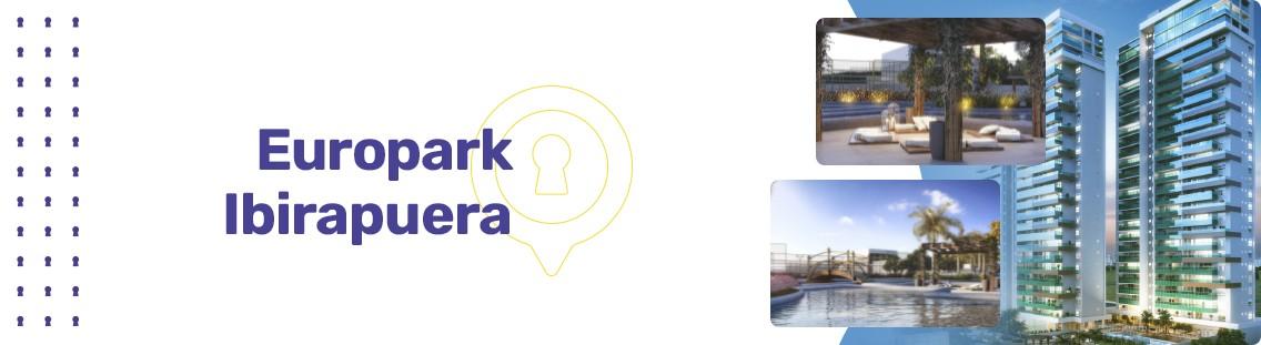Apartamento à venda em Goiânia no Park Lozandes - Empreendimento Europark Ibirapuera da Construtora Euroamérica - Fachada