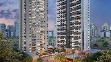 Apartamento à venda em Goiânia no Park Lozandes - Empreendimento Europark Noronha da Construtora Euroamérica - Fachada