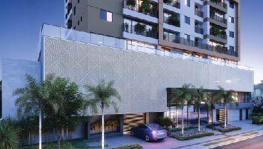 Apartamento à venda em Goiânia no Setor Marista - Empreendimento Hit Marista da Construtora Terral - Fachada