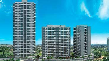 Apartamento à venda em Goiânia no Jardim Atlântico - Empreendimento Terra Mundi Parque Cascavel da Construtora New Inc - Fachada