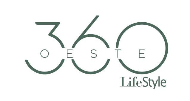 Logo do empreendimento 360 Oeste, EBM Construtora