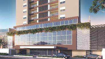Apartamento à venda em Goiânia no Setor Bueno - Empreendimento Bueno Park da Construtora CMO - Fachada