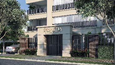 Apartamento à venda em Goiânia no Setor Marista - Empreendimento Dinastia Living Desire da Construtora Terral - Fachada