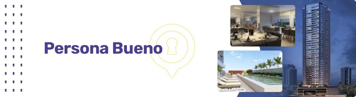 Apartamento à venda em Goiânia no Setor Bueno - Empreendimento Persona Bueno da Construtora Brasal - Fachada