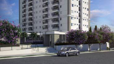 Apartamento à venda em Goiânia no Vila Lucy - Empreendimento Praça Sudoeste da Construtora FR Incorporadora - Fachada
