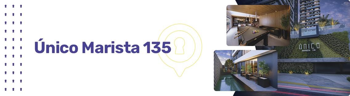 Apartamento à venda em Goiânia no Setor Marista - Empreendimento Único Marista 135 da Construtora City - Fachada