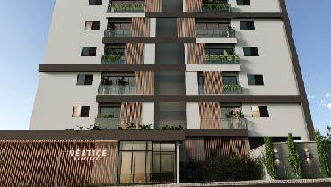 Apartamento à venda em Goiânia no Vila Rosa - Empreendimento Vértice Residence da Construtora Martins Soares - Fachada