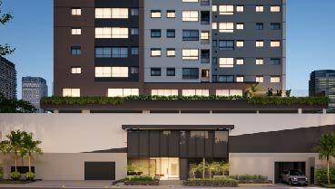Apartamento à venda em Goiânia no Jardim América - Empreendimento Muy Bueno da Construtora Dinâmica - Fachada