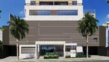 Apartamento à venda em Goiânia no Setor Bueno - Empreendimento Ritmo da Construtora CMO - Fachada