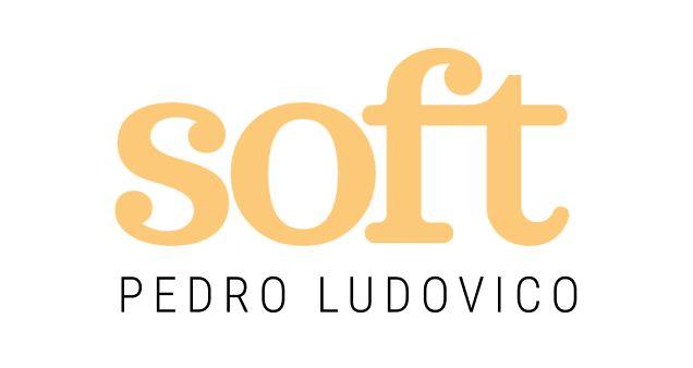 Logo do empreendimento Soft Pedro Ludovico, Dinâmica Construtora