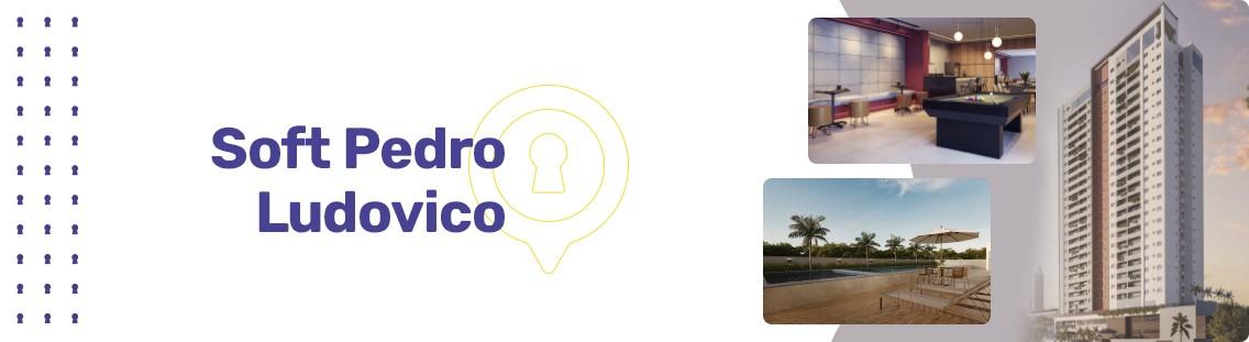 Apartamento à venda em Goiânia no Setor Pedro Ludovico - Empreendimento Soft Pedro Ludovico da Construtora Dinâmica - Fachada