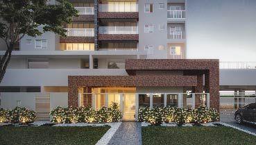 Apartamento à venda em Goiânia no Jardim Atlântico - Empreendimento Varandas do Parque da Construtora CMO - Fachada