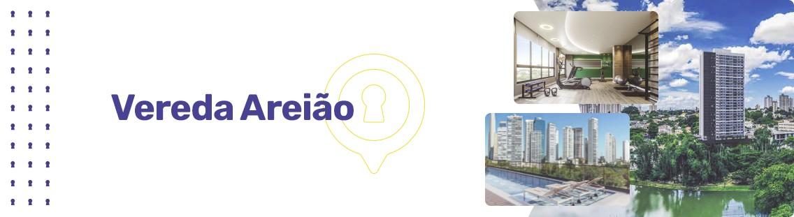 Apartamento à venda em Goiânia no Setor Pedro Ludovico - Empreendimento Vereda Areião da Construtora Terral - Fachada