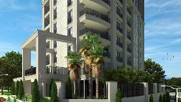 Apartamento à venda em Goiânia no Setor Marista - Empreendimento Victorian da Construtora Terral - Fachada