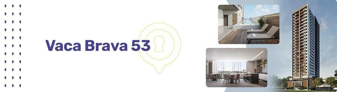 Apartamento à venda em Goiânia no Setor Bueno - Empreendimento Vaca Brava 53 da Construtora CMO - Fachada