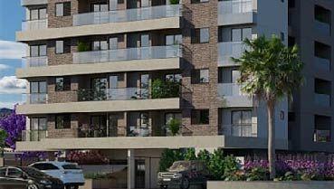Apartamento à venda em Goiânia no Parque Amazônia - Empreendimento Vistta Buriti da Construtora Martins Soares - Fachada