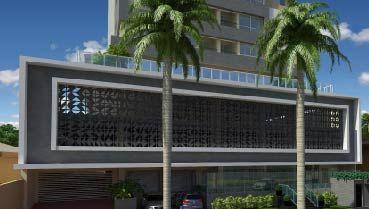 Apartamento à venda em Goiânia no Setor Bueno - Empreendimento Best Bueno da Construtora Sim Engenharia - Fachada