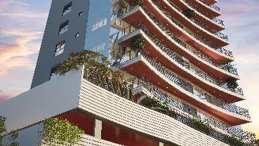 Apartamento à venda em Goiânia no Setor Marista - Empreendimento Zayn Home da Construtora Elmo - Fachada