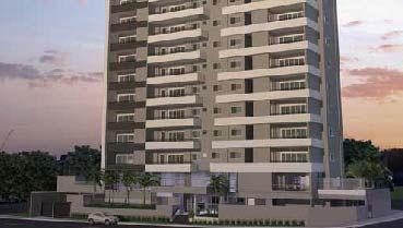 Apartamento à venda em Goiânia no Jardim Atlântico - Empreendimento Soul Parque Cascavel da Construtora Construtora Campos - Fachada