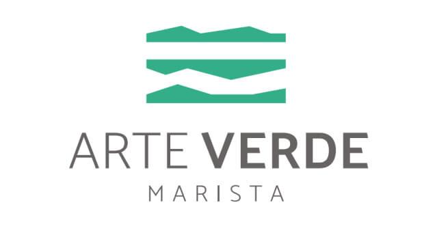 Logo do edifício Arte Verde Marista, da construtora CFmais