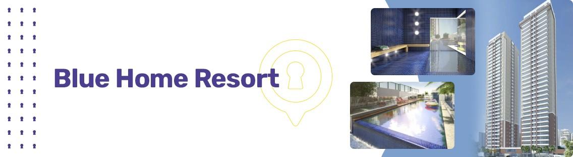 Apartamento à venda em Goiânia no Setor Bueno - Empreendimento Blue Home Resort da Construtora Epoca - Fachada