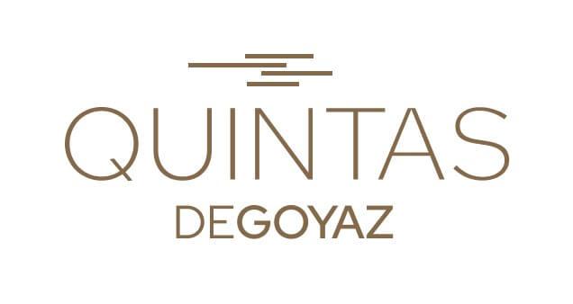 Logo do edifício Quintas de Goyaz, da construtora CFmais