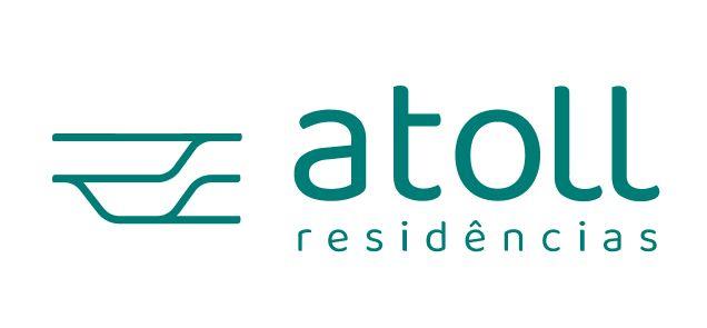 Logo do empreendimento Atoll Residências, Sousa Andrade Construtora