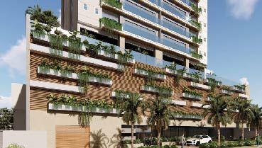 Apartamento à venda em Goiânia no Jardim Goiás - Empreendimento Skygarden Flamboyant da Construtora Palme - Fachada -19