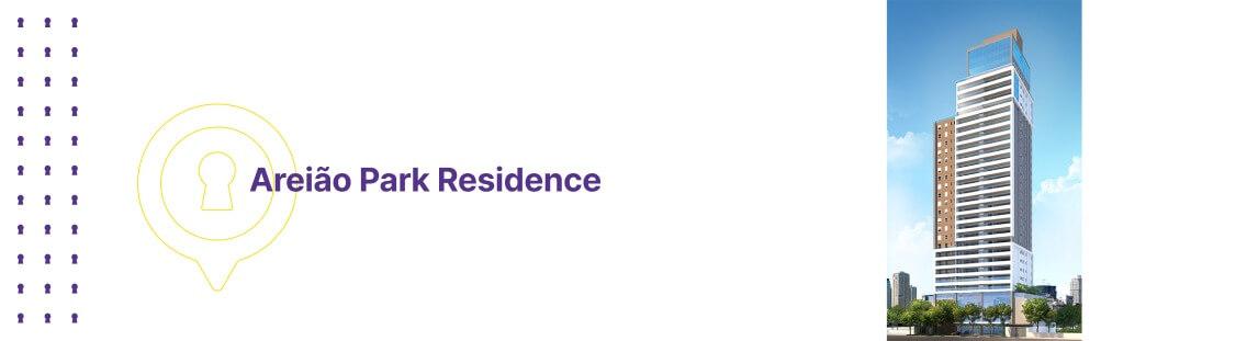 Apartamento à venda em Goiânia no Areião Park Residence - Fachada (Capa Desktop)