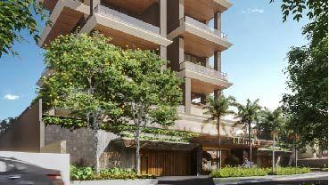 Apartamento à venda em Goiânia no Setor Marista - Empreendimento Legacy City Home da Construtora City - Fachada