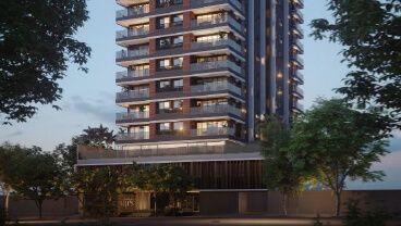 Apartamento à venda em Goiânia no Setor Bueno - Empreendimento Reserva dos Ipês da Construtora Brasal - Fachada (Card)