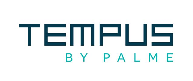 Logo do empreendimento Tempus, Palme Construtora