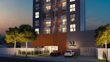 Apartamento à venda em Goiânia no Jardim América - Empreendimento New Home América da Áurea Engenharia - Fachada