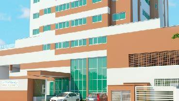 Apartamento à venda em Goiânia no Vila Rosa - Empreendimento Brisas Di Lourenzzo da Construtora LIC Incorporadora - Fachada