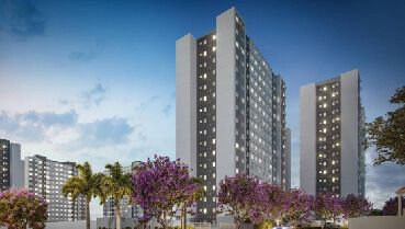 Apartamento à venda em Goiânia no Chácaras Dona Ge - Empreendimento Vida Milão 2 da EBM - Fachada (featured card)