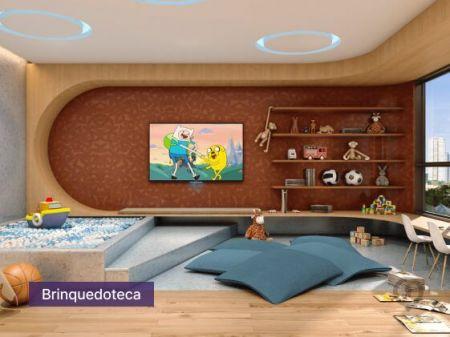 Apartamento à venda em Goiânia no Setor Oeste - Empreendimento Lux Oeste da Construtora Elmo - Área de lazer (Galeria) - 4